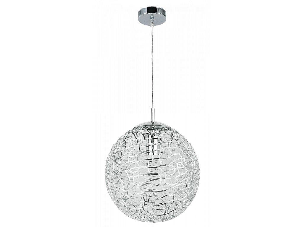 Rabalux 6100 Adria závěsná lustr, E27, 60W chrom