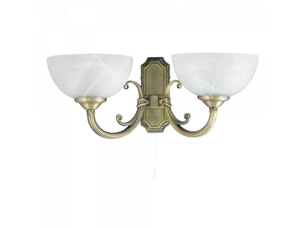 Rabalux 8542 Marlene, 2 ramenný nástěnná lampa