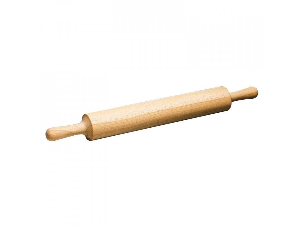 VÁLEČEK DŘEVĚNÝ, délka 60 cm