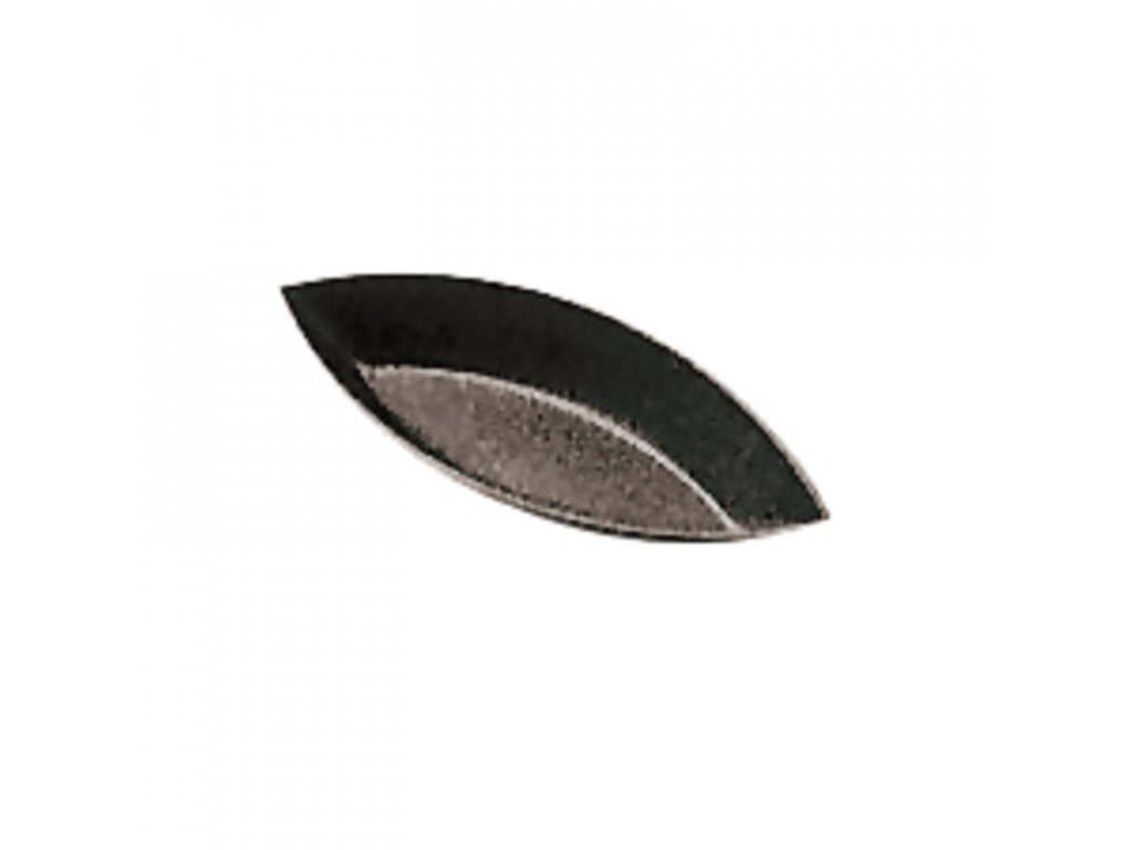 FORMA OVÁLNÁ - NEPŘILNAVÝ POVRCH, průměr 6 cm (6 ks)