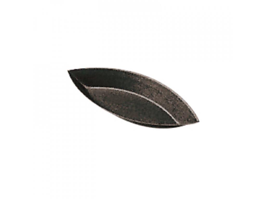 FORMA OVÁLNÁ - NEPŘILNAVÝ POVRCH, průměr 8 cm (6 ks)
