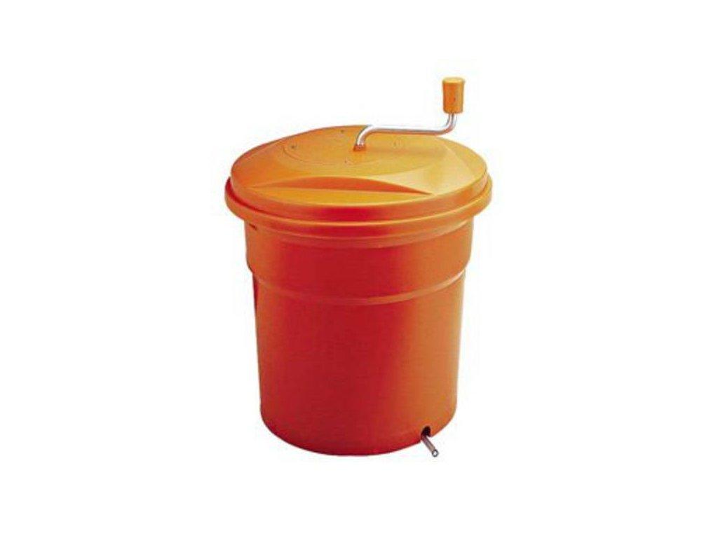 ODSTŘEDIVKA NA SALÁT, objem 25 litrů