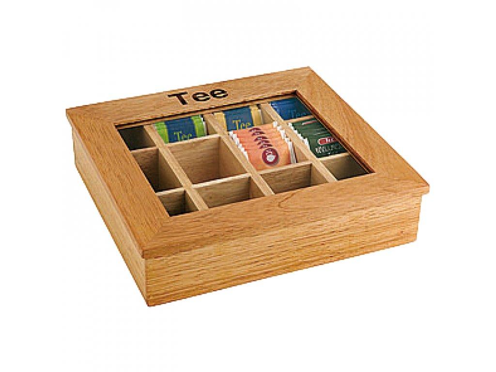 BOX NA BALENÝ ČAJ