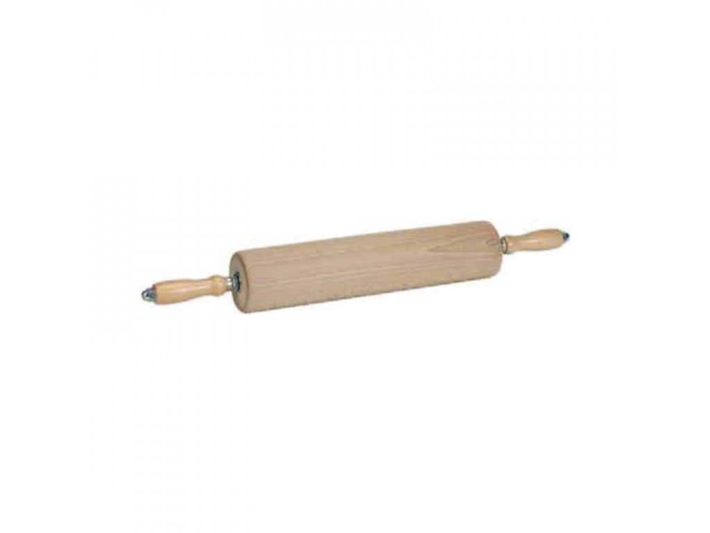 VÁLEČEK DŘEVĚNÝ, délka 45 cm