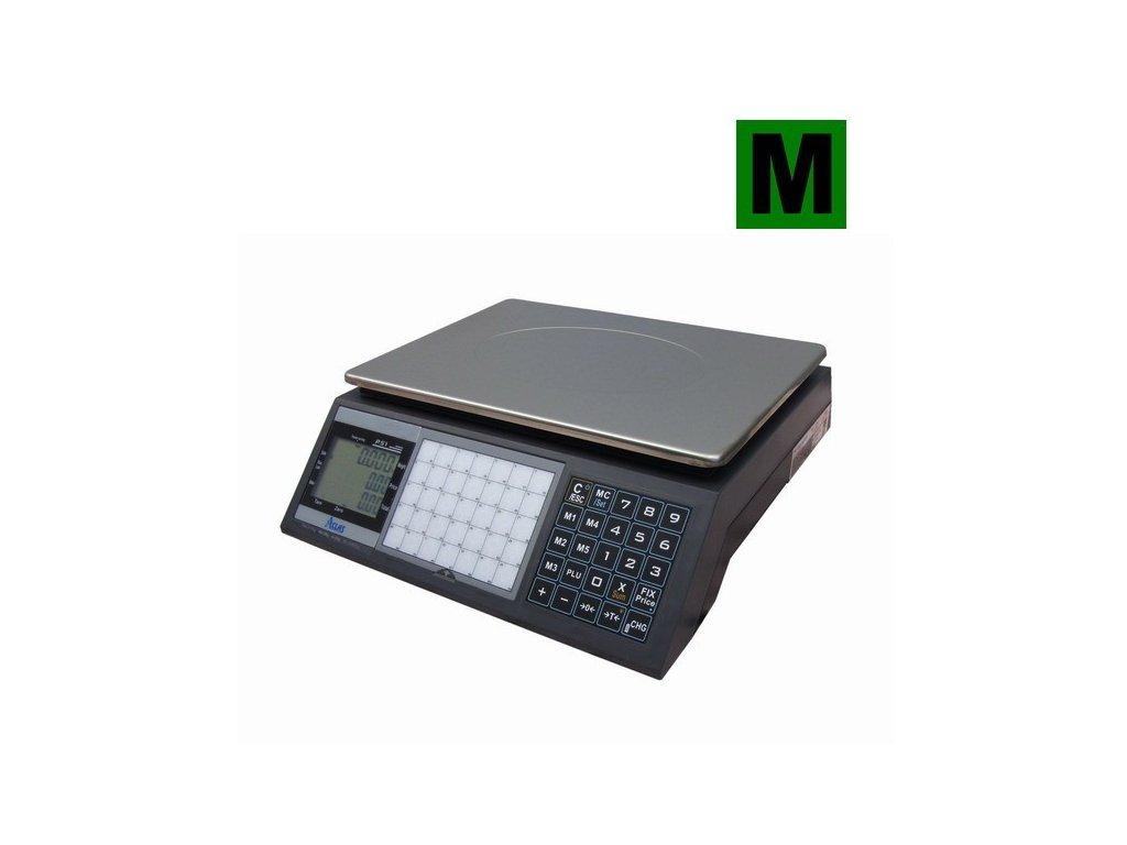 ACLAS PS1-15DS  - Obchodní váha