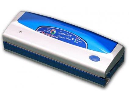 Magic Vac Genius modrá - vakuová balička a svářečka fólií