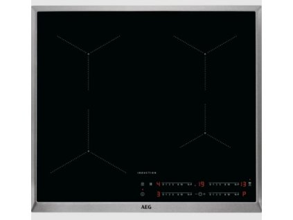 AEG Mastery Hob2Hood IKB64431XB - varná deska indukční  + CashBack 500 Kč zpět na účet po registraci výrobku