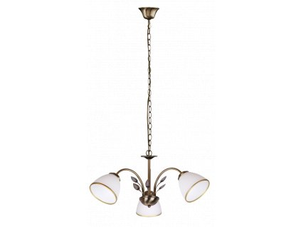 Rabalux 2779 Aletta, závěsná lustr lamp, 3 ramenný