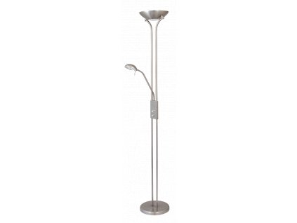 Rabalux 4075 Beta, stojací lampa, with reading arm, halogen, with dimmer swith, H178cm