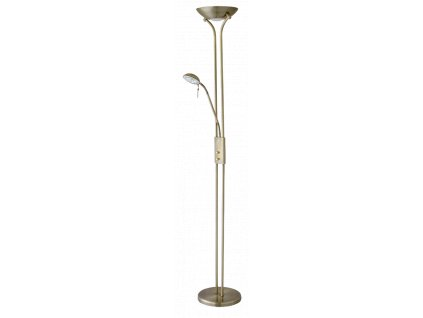 Rabalux 4076 Beta, stojací lampa, with reading arm, halogen, with dimmer swith, H178cm