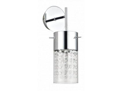 Rabalux 6449 Waterfall, 1 arm nástěnná lampa, E14 40W chrom