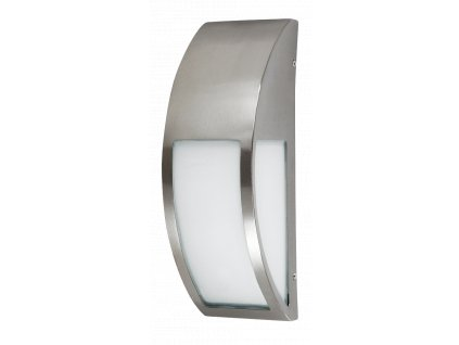 Rabalux 8269 Genova, outdoor lamp, E27 40W IP44, stainless