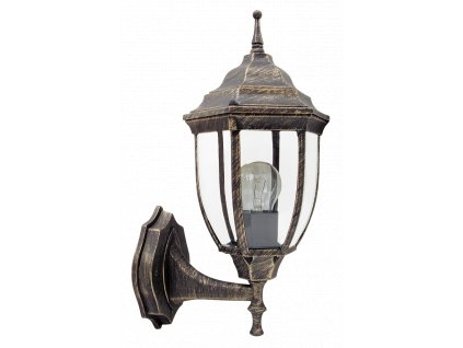 Rabalux 8452 Nizza, outdoor 1 arm nástěnná lampa, up