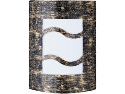 Rabalux 8517 Denver 4, outdoor nástěnná lampa, 21,5x29,5cm