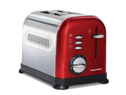 Morphy Richards topinkovač Red 2S