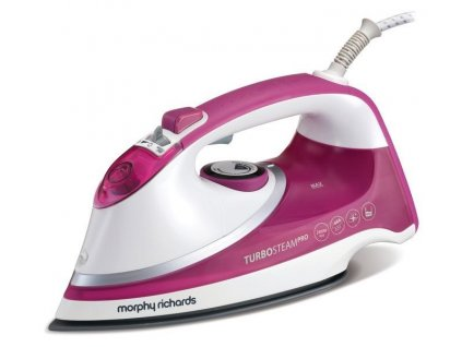 Morphy Richards žehlička Turbo Steam Violet