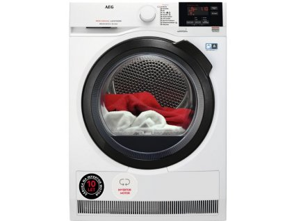 AEG AbsoluteCare® T8DEG48SC  - sušička prádla  + 5+10 let záruka