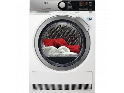 AEG AbsoluteCare® T8DEE68SC - sušička prádla  + 2+10 let záruka