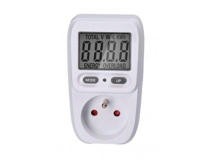 Solight digitální měřič spotřeby el. energie