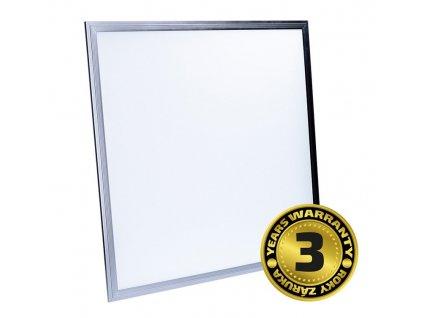 Solight LED světelný panel, 40W, 3200lm, 6000K, Lifud, 60x60cm, 3 roky záruka