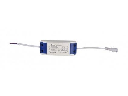 Solight napájecí zdroj pro LED panely 18W, vstup 100-230V, výstup 48-76V, 300mA