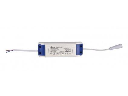 Solight napájecí zdroj pro LED panely 24W, vstup 100-230V, výstup 65-85V, 300mA