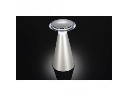 Hama LED stolní lampa, napájená bateriemi, perleťově bílá