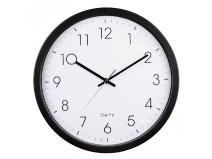 Hama nástěnné hodiny Quartz PG-350, černé