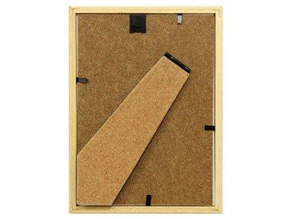 Hama 1026 rámeček dřevěný TRAVELLER II, korek, 9x13cm