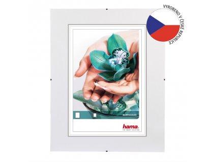 Hama clip-Fix, normální sklo, 20x20cm