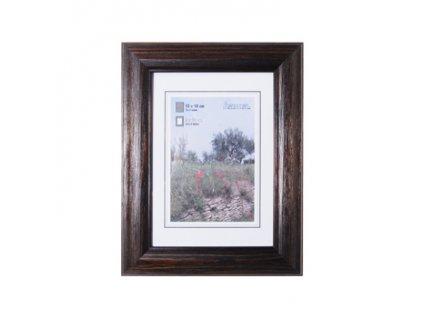 Hama 1238 rámeček dřevěný LORETA, wenge, 24x30 cm
