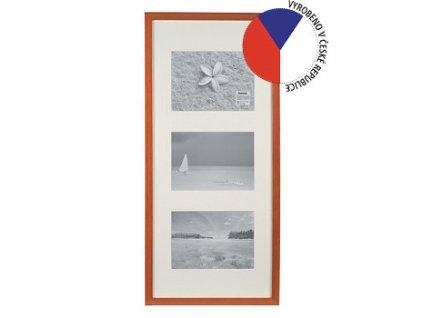 Hama 1138 rámeček dřevěný Galerie STOCKHOLM, korek, 23x45cm