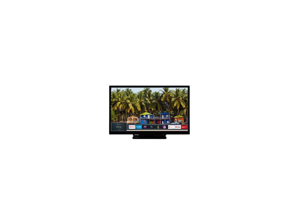 TOSHIBA 24W2963DG SMART HD TV T2/C/S2