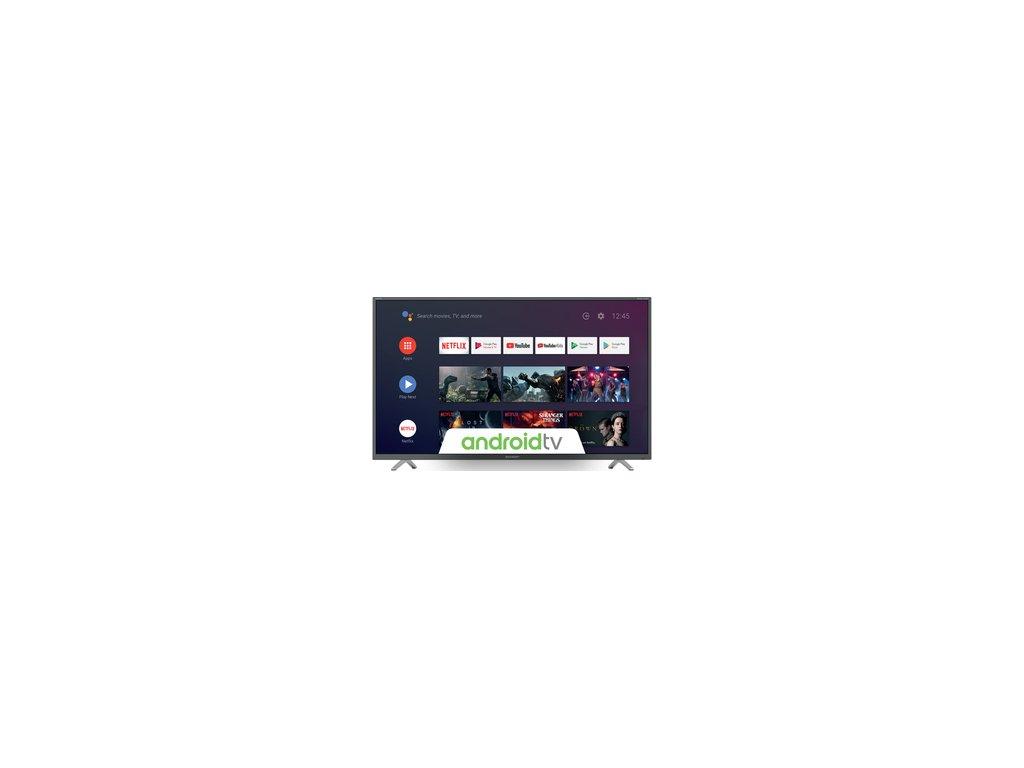 SHARP 50BL2EA ANDROID UHD 600Hz TV