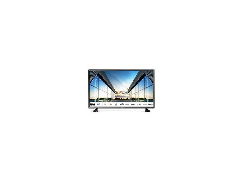 SHARP 40CF2E FHD 100Hz, DVB-S2/T2 H265