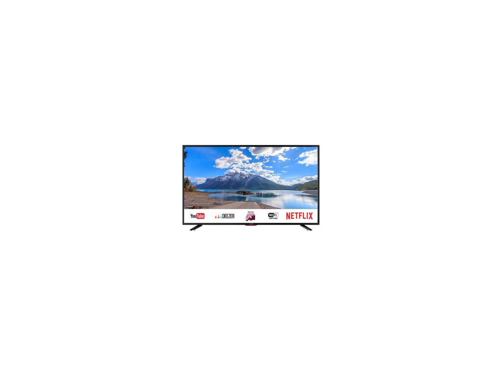 SHARP 40BJ5E SMART UHD 400Hz TV T2/C/S2