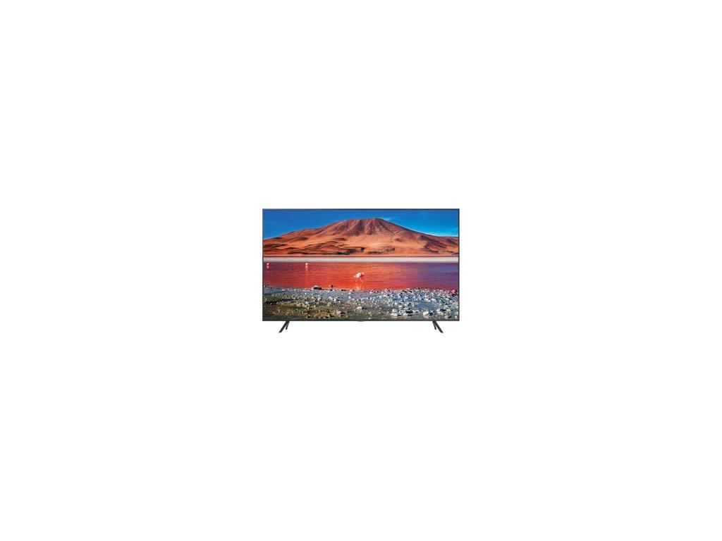 SAMSUNG UE50TU7172 UHD 4K LED TV  + HDMI kabel 4K Mascom 1.5m (200 Kč)