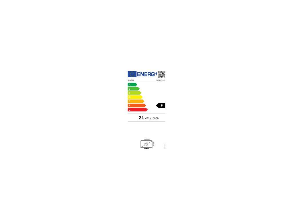 Sencor SLE 2472TCS H.265 (HEVC)