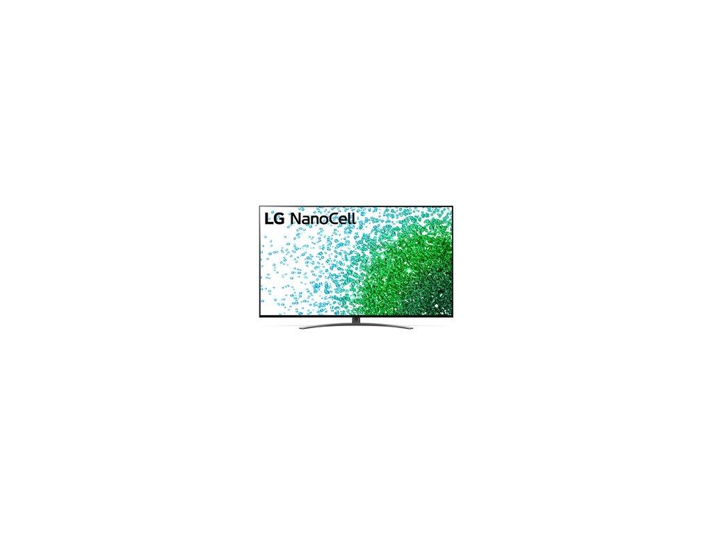 LG 55NANO81P NanoCell 4K UHD TV