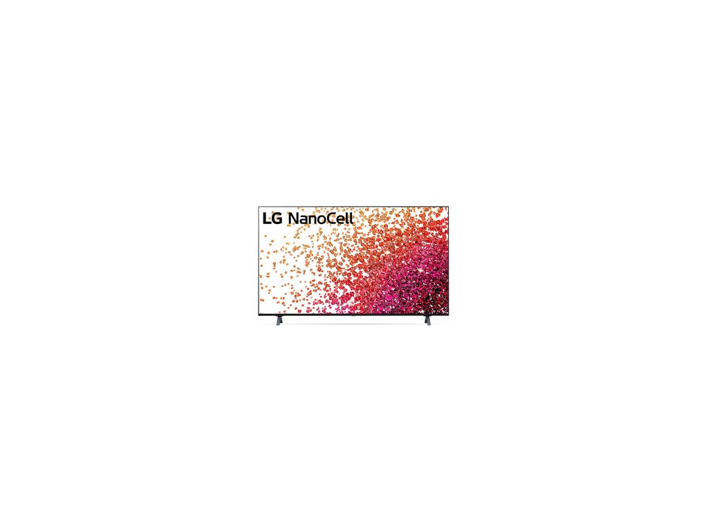 LG 50NANO75P NanoCell 4K UHD TV