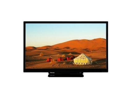 TOSHIBA 24W1963DG HD TV T2/C/S2