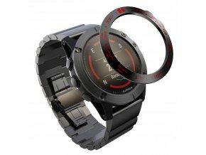 Ring Bezel Styling pouzdro / rám překrytí pro Garmin Fenix 3 / 3 HR