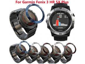 Ring Bezel Styling pouzdro / rám překrytí pro Garmin Fenix 5X / 5X PLUS