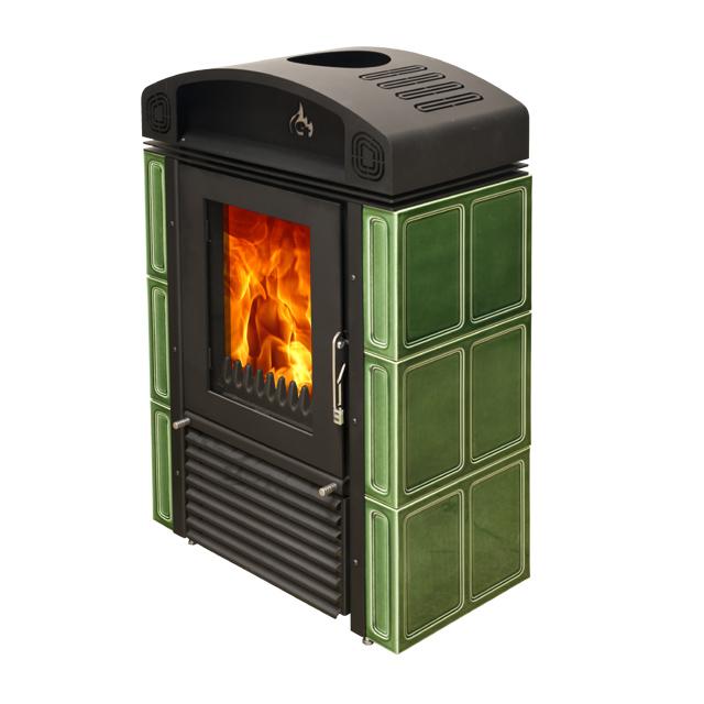 Mijava BABY Oblouk - odstín Zelená lahvová Teplovodní výměník: Teplovodní výměník 5kW