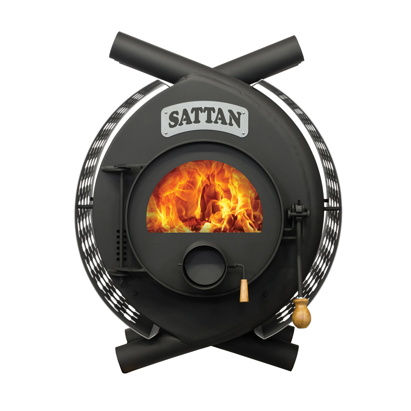 SATTAN II Sattan II: se sklem + krycí plech