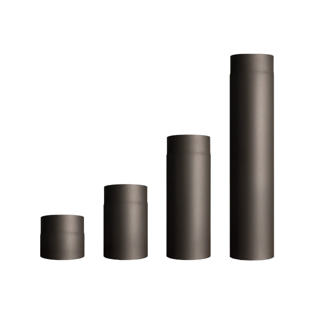 Kouřovody průměr 145 mm Roura kouřovodu: délka 250mm
