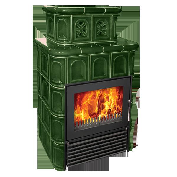 Mijava SUPERMAX I - Odstín Zelená lahvová Kaplička Teplovodní výměník: 13kW