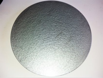 kroužek stříbrný