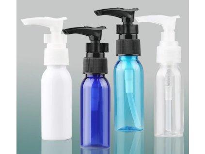 plastové lahvičky 120 ml