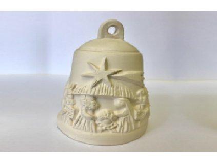 zvonek s betlémem